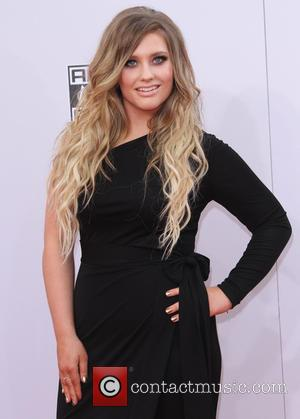 Ella Henderson - American Music Awards (AMA) 2014 held at Nokia Theatre LA Live - Arrivals at Nokia Theatre L.A....