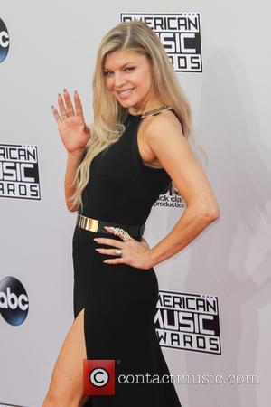 Fergie Misses Black Eyed Peas Bandmates