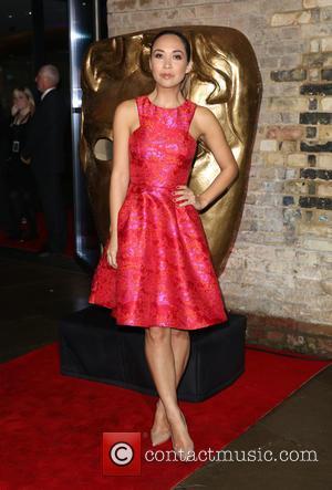 Myleene Klass - British Academy Children's Awards (BAFTA)  held at the Roundhouse - Arrivals - London, United Kingdom -...