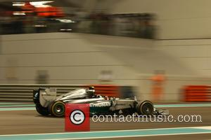 Nico Roberg - Shots from the 2014 Abu Dhabi Formula 1 Grand Prix which was held at the Yas Marina...