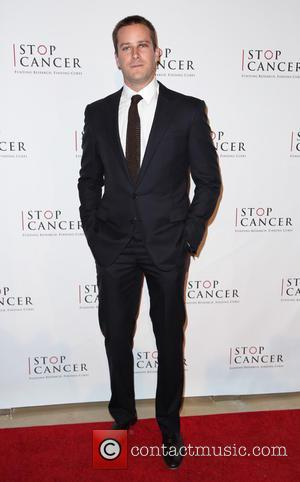 Armie Hammer - Shots of a host of stars as they attended the Stop Cancer Annual Gala which was held...