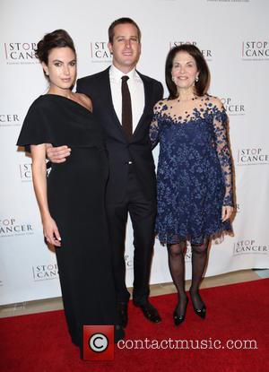 Elizabeth Chambers, Armie Hammer and Sherry Lansing