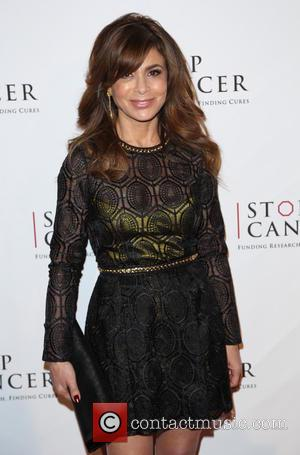 Paula Abdul - Shots of a host of stars as they attended the Stop Cancer Annual Gala which was held...