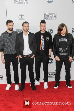 Kyle Simmons, William Farquarson, Dan Smith, Chris 'woody' Wood and Bastille