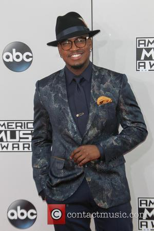 Ne-Yo - Photographs of a wide variety of stars from the music industry as they attended the American Music Awards...