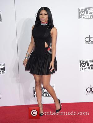 Nicki Minaj, American Music Awards