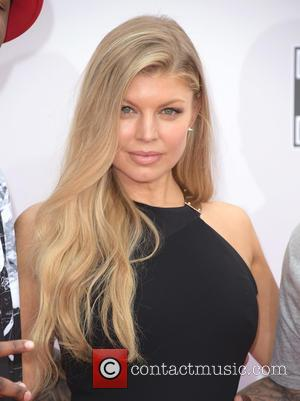 Stacy Ferguson Duhamel aka Fergie - Photographs of a wide variety of stars from the music industry as they attended...