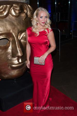 Laura Hamilton - Shots from the red carpet as a variety of celebrities arrived at the British Academy Children's Awards...