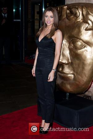 Gemma Merna - Shots from the red carpet as a variety of celebrities arrived at the British Academy Children's Awards...