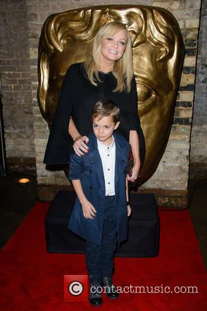 Emma Bunton and Beau Lee Jones