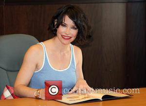 Photographs from a signing of Evangeline Lilly's latest book 'The Squickerwonkers' The author was on hand to sign copies of...