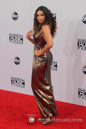 Jordin Sparks - Photographs of a wide variety of stars from the music industry as they attended the American Music...