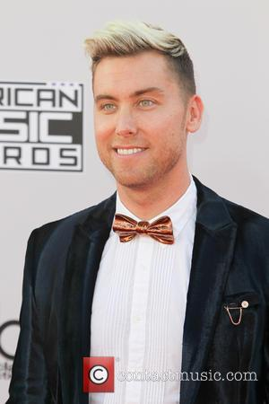 Lance Bass - Photographs of a wide variety of stars from the music industry as they attended the American Music...