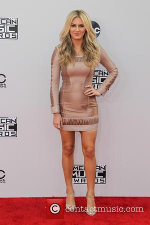 Morgan Stewart - Photographs of a wide variety of stars from the music industry as they attended the American Music...