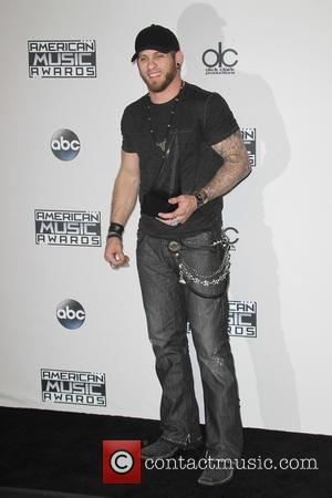 Brantley Gilbert - Photographs of a wide variety of stars from the music industry as they attended the American Music...