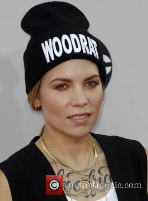 Skylar Grey - Photographs of a wide variety of stars from the music industry as they attended the American Music...