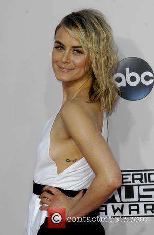 Taylor Schilling - Photographs of a wide variety of stars from the music industry as they attended the American Music...