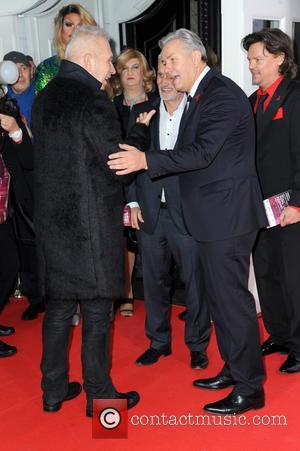 Stars Attend Yves Saint Laurent Funeral