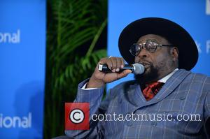 George Clinton - Shots from the 2014 Miami International Book Fair which was held at the Dade College-Chapman in Miami,...