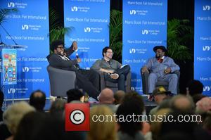 Questlove, Ben Greenman and George Clinton