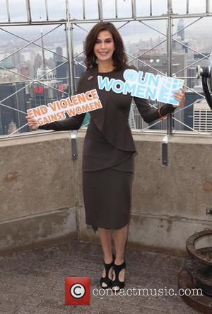 Teri Hatcher - Photographs from the Unite Campaign to End Violence Against Women and raise awareness of these issues. The...