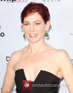 Carrie Preston - Shots from red carpet as a host of stars arrived at the 2014 International Academy Of Television...
