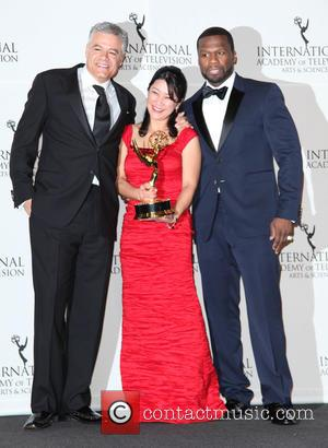 Damon Vignale, Miho Yamamoto, Curtis Jackson and 50 Cent