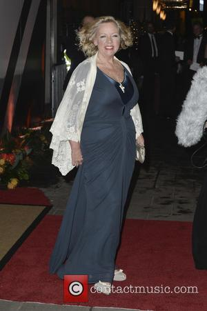 Deborah Meaden - A variety of stars were snapped as they arrived to the Tusk Conservervation Awards 2014 which were...