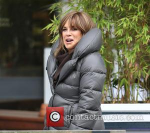 Linda Gray Takes Daily Walk To Say Thanks