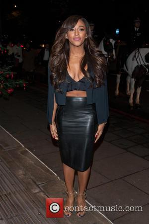 Alexandra Burke - Daily Mirror and RSPCA Animal Hero Awards held at the Grosvenor Park - Arrivals. - London, United...