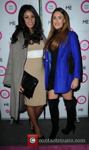 Layla Flaherty and Elissa Corrigan