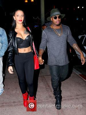 Ne-Yo - NeYo arrives at 'Project Los Angeles' with new girlfriend and friends - Los Angeles, California, United States -...