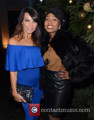 Lizzie Cundy and Guest