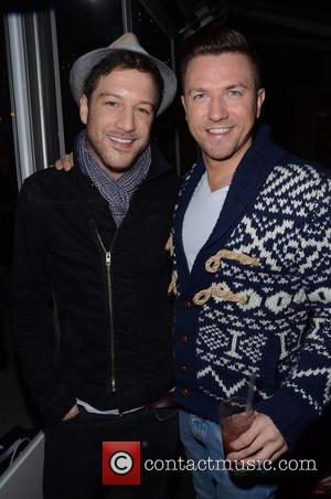 Matt Cardle and Sam Dowler - The launch of The Bar at Bluebird Chelsea - London, United Kingdom - Wednesday...