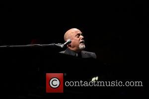 Billy Joel - Billy Joel performing his record breaking concerts at Madison Square Garden in NYC at Madison Square Garden...