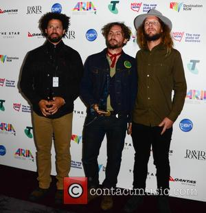 John Butler, Byron Luiters and Grant Gerathy