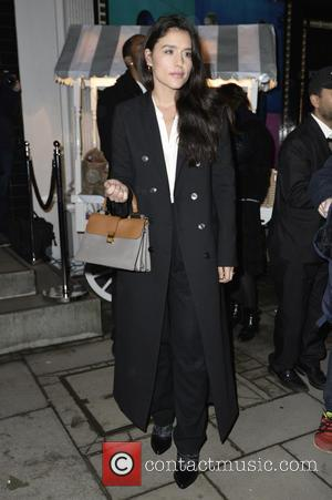 Jessie Ware - A variety of stars were snapped at the Christmas lights switch on at the Stella McCartney Bruton...