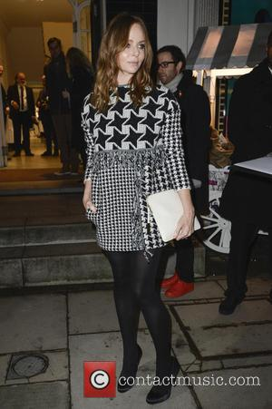 Stella McCartney - A variety of stars were snapped at the Christmas lights switch on at the Stella McCartney Bruton...