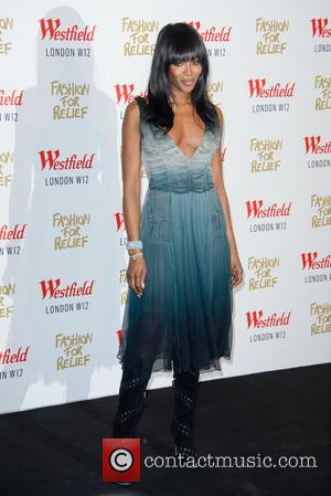 Naomi Campbell - Naomi Campbell Launches Fashion For Relief Pop-Up - London, United Kingdom - Thursday 27th November 2014