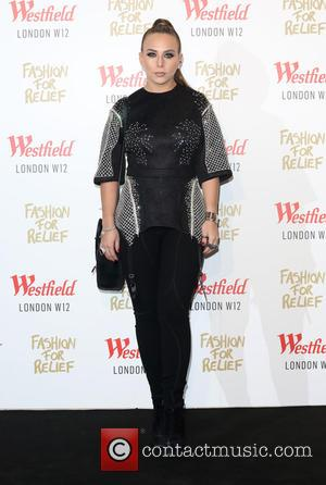 Chloe Green - Naomi Campbell launches Fashion For Relief Pop-Up at Westfield - Arrivals - London, United Kingdom - Thursday...