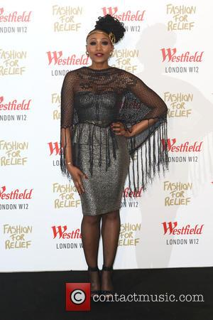 Folami - Naomi Campbell launches Fashion For Relief Pop-Up at Westfield - Arrivals - London, United Kingdom - Thursday 27th...