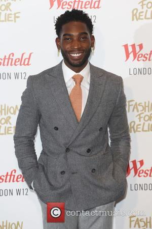 Tinie Tempah - Naomi Campbell launches Fashion For Relief Pop-Up at Westfield - Arrivals - London, United Kingdom - Thursday...