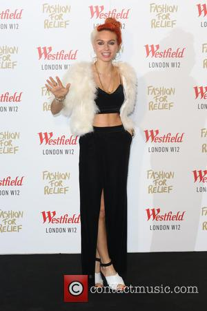 JJ Rosa - Naomi Campbell launches Fashion For Relief Pop-Up at Westfield - Arrivals - London, United Kingdom - Thursday...