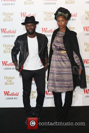 Naomi Campbell launches Fashion For Relief Pop-Up at Westfield - Arrivals - London, United Kingdom - Thursday 27th November 2014