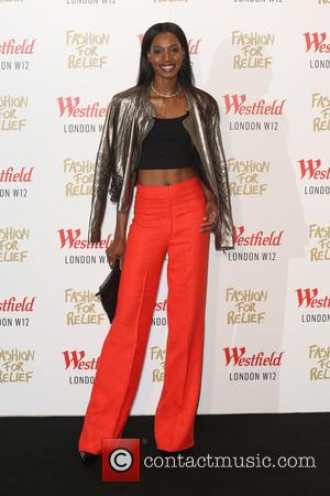 Sigail Currie - Naomi Campbell launches Fashion For Relief Pop-Up at Westfield - Arrivals - London, United Kingdom - Thursday...