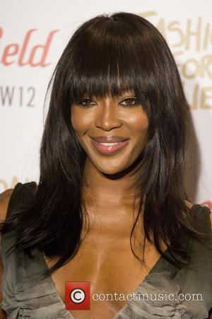 Naomi Campbell Raises Money For Ebola Through Fashion For Relief Shop