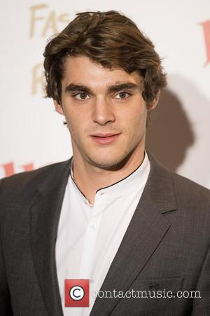 RJ Mitte - Fashion For Relief Pop-Up at Westfield - Arrivals - London, United Kingdom - Thursday 27th November 2014