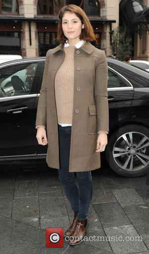 Gemma Arterton - Gemma Arterton out and about in London - London, United Kingdom - Thursday 27th November 2014