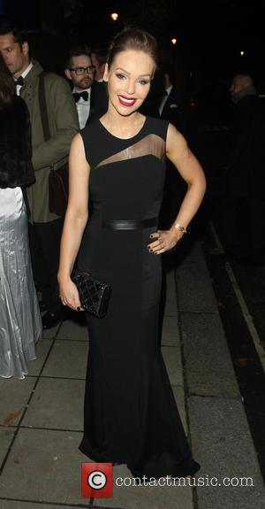 Katie Piper - Katie Piper Foundation Chairty Evening - London, United Kingdom - Thursday 27th November 2014