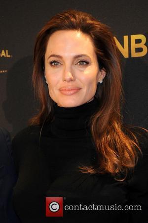 Angelina Jolie Talks Dominating Hollywood:
